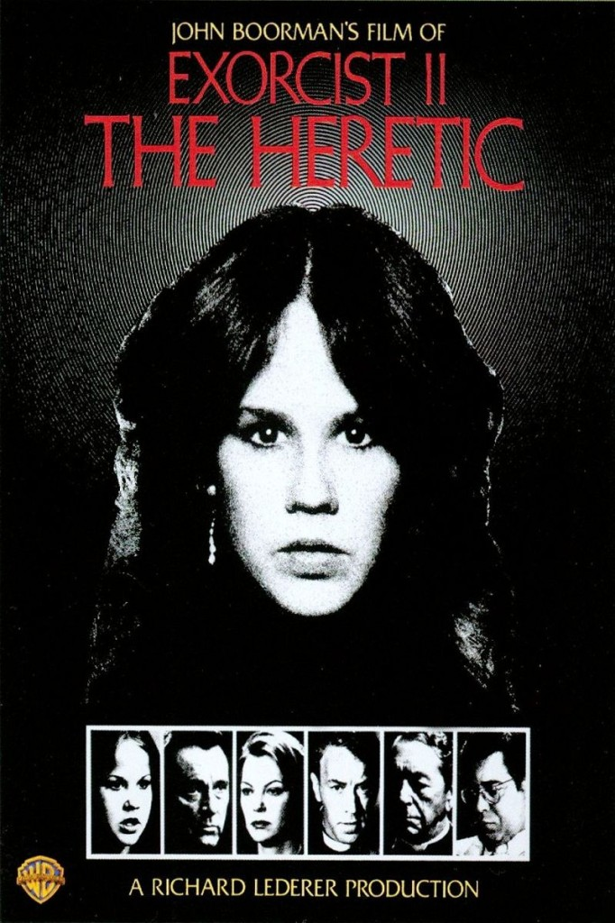 Изгоняющий дьявола 2 / Exorcist II: The Heretic (1977): постер
