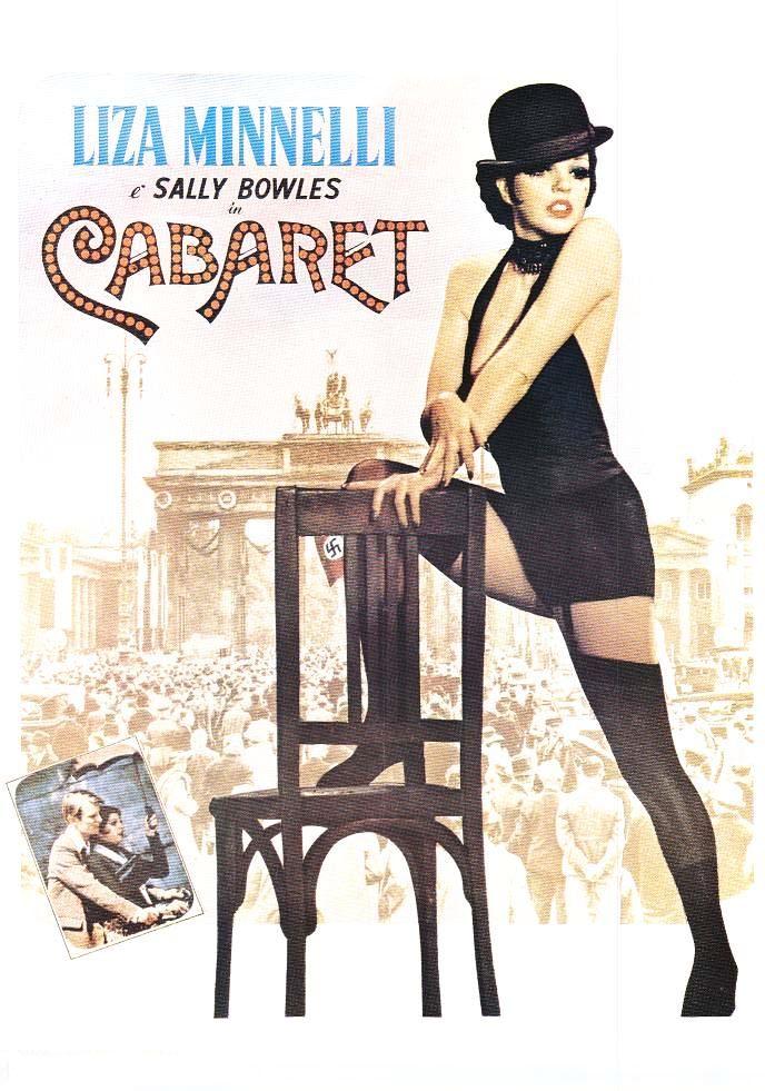 Кабаре / Cabaret (1972): постер