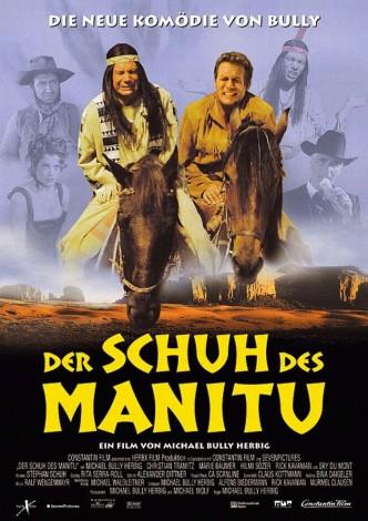 Мокасины Маниту / Der Schuh des Manitu (2001): постер