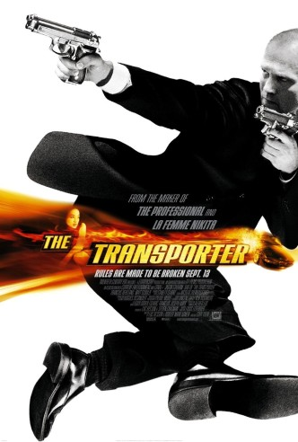 Перевозчик / Le transporteur / The Transporter (2002): постер