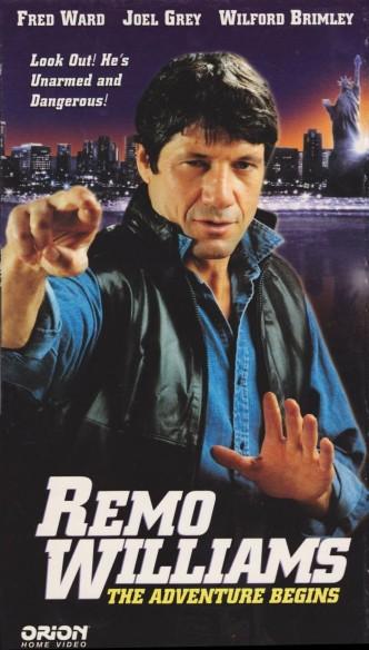Ремо Уильямс: Приключение начинается / Remo Williams: The Adventure Begins (1985): постер