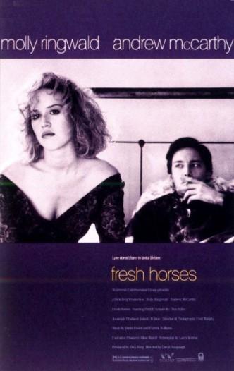 Свежие лошади / Fresh Horses (1988): постер