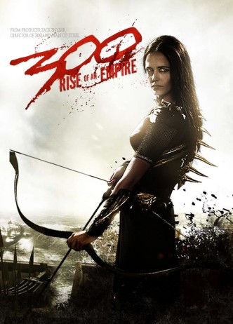 300 спартанцев: расцвет империи / 300: Rise of an Empire (2014): постер