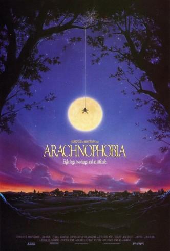 Арахнофобия / Arachnophobia (1990): постер