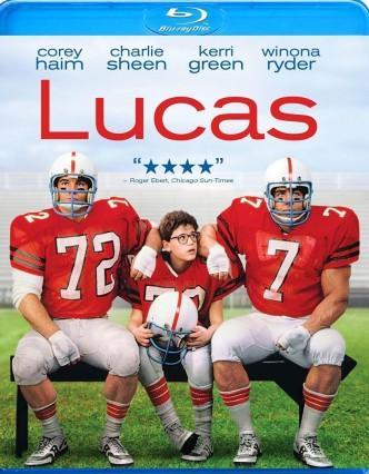 Лукас / Lucas (1986): постер