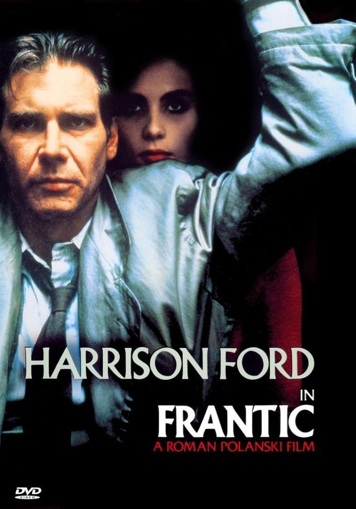 Неистовый / Frantic (1988): постер