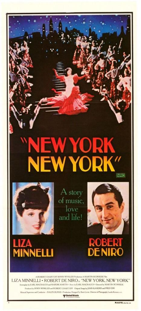 Нью-Йорк, Нью-Йорк / New York, New York (1977): постер