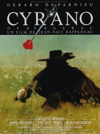 Сирано де Бержерак / Cyrano de Bergerac (1990): постер