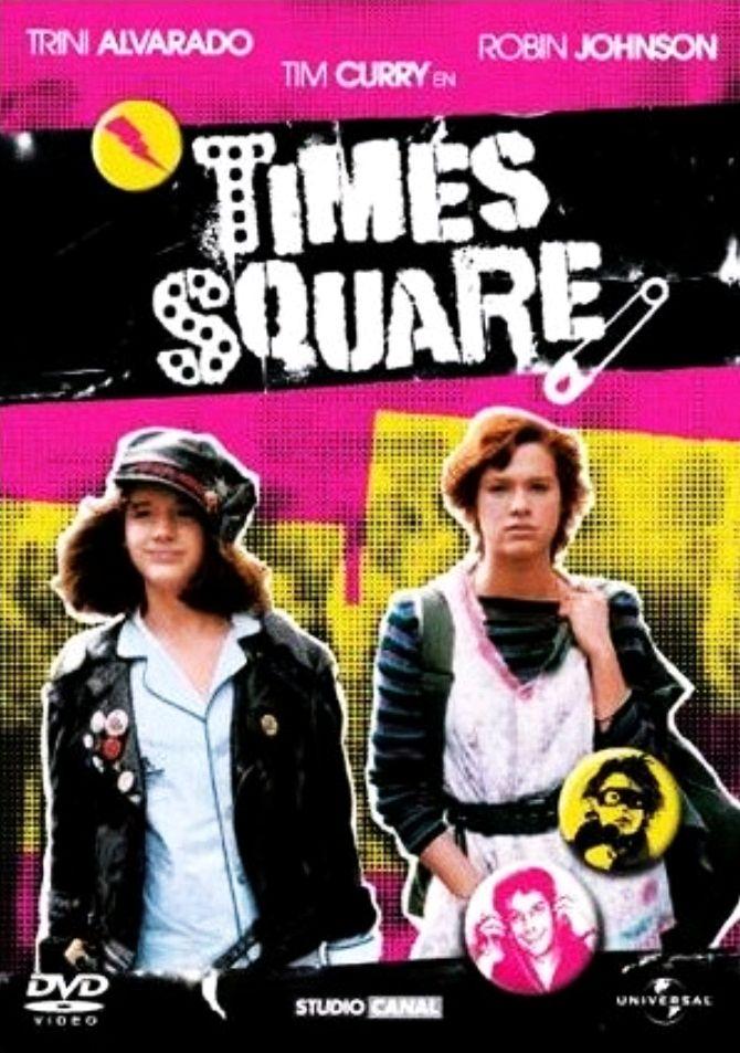 Таймс-сквер / Times Square (1980): постер