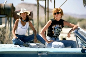 Тельма и Луиза / Thelma & Louise (1991): кадр из фильма