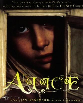 Алиса / Neco z Alenky / Alice (1988): постер