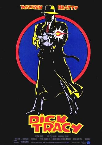 Дик Трейси / Dick Tracy (1990): постер