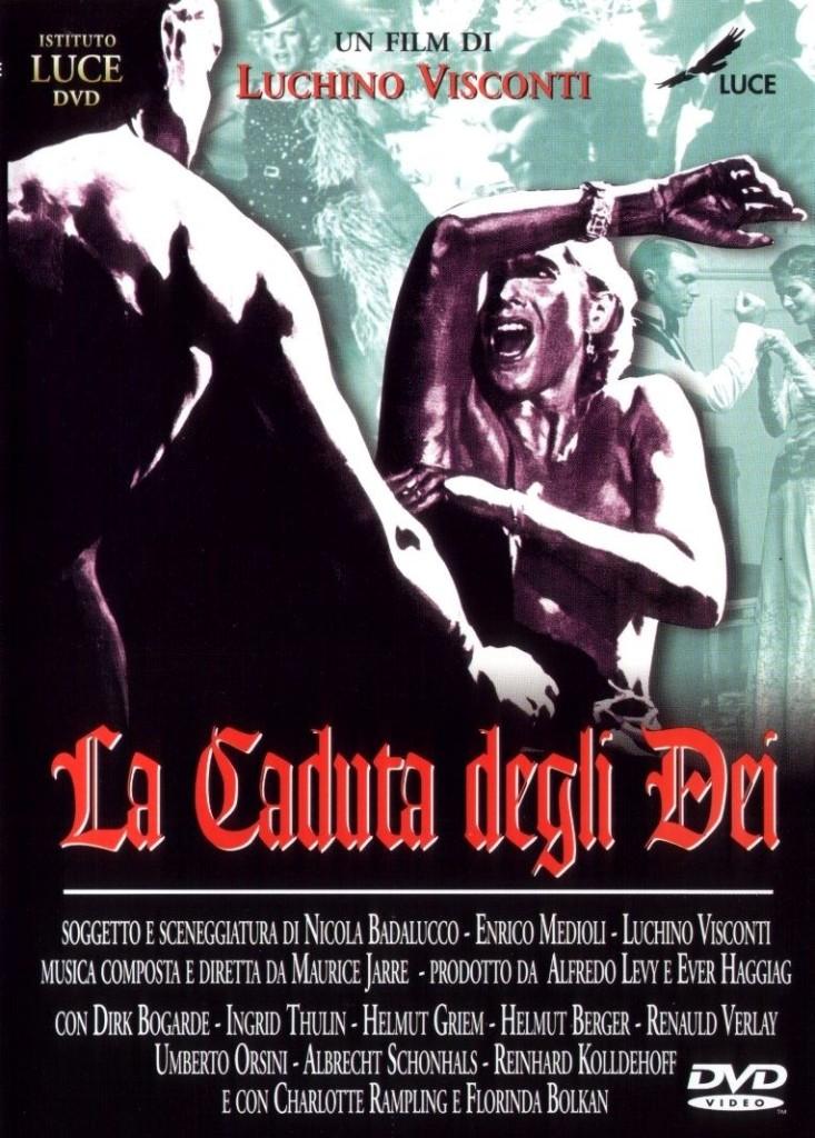 Гибель богов / La caduta degli dei (Götterdämmerung) (1969): постер
