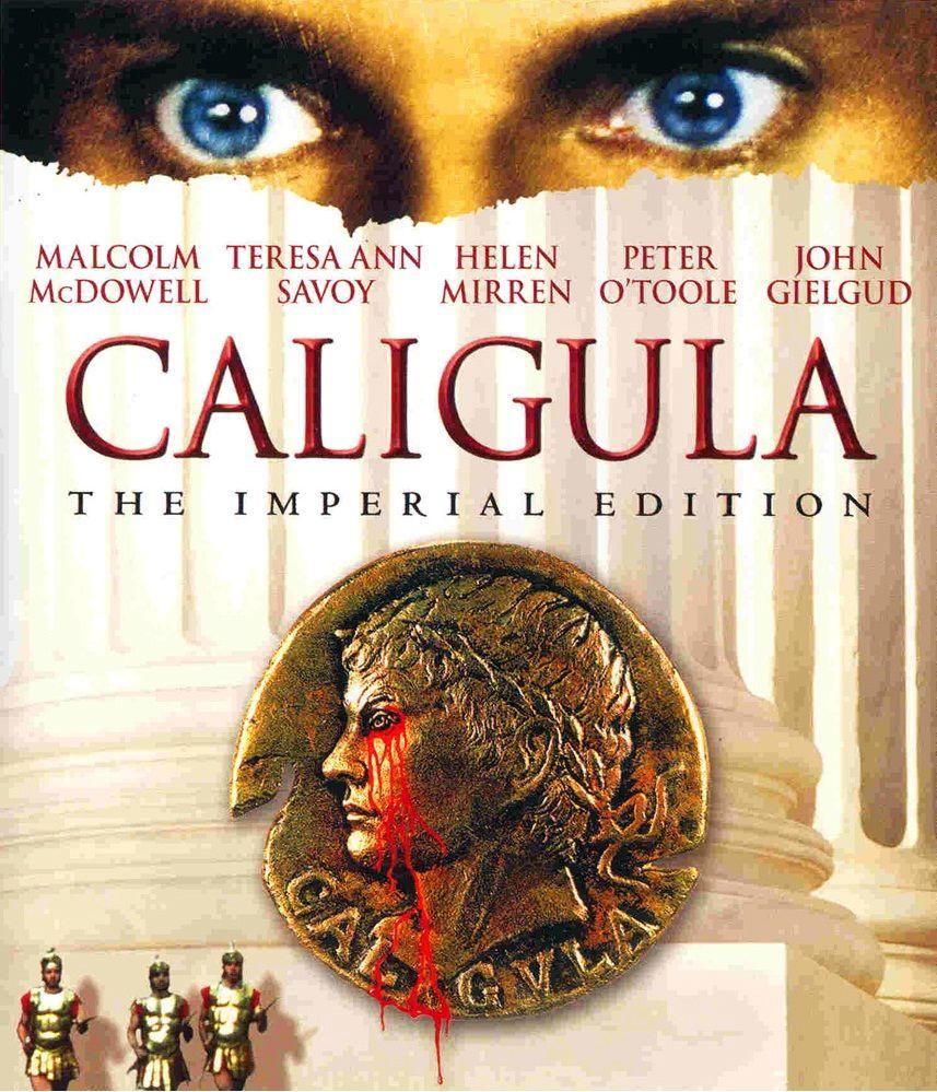 Калигула / Caligola / Caligula (1979): постер