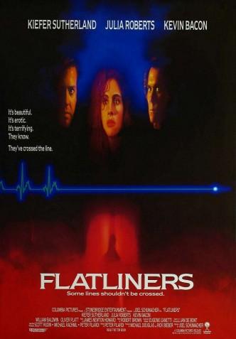 Коматозники / Flatliners (1990): постер