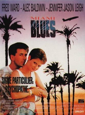 Майами Блюз / Miami Blues (1990): постер
