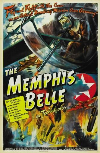 Мемфис Белль: История «Летающей крепости» / The Memphis Belle: A Story of a Flying Fortress (1944): постер