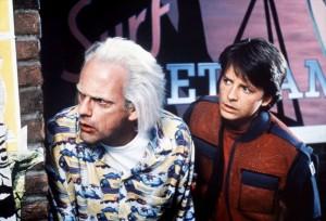 Назад в будущее 2 / Back to the Future Part II (1989): кадр из фильма
