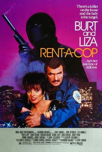 Полицейский по найму / Rent-a-Cop (1987): постер