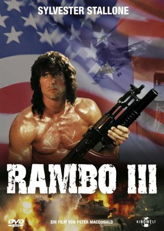 Рэмбо III / Rambo III (1988): постер