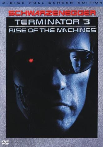 Терминатор 3: Восстание машин / Terminator 3: Rise of the Machines (2003): постер