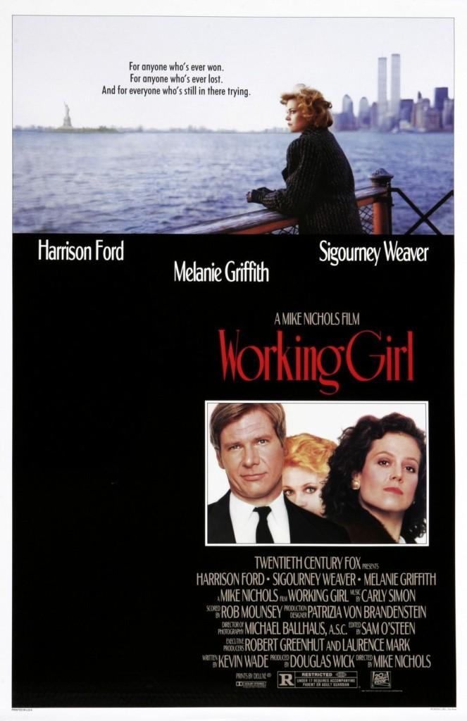 Деловая женщина / Working Girl (1988): постер