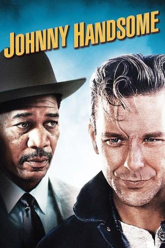 Джонни Красавчик / Johnny Handsome (1989): постер