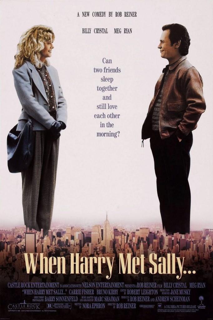 Когда Гарри встретил Салли / When Harry Met Sally... (1989): постер