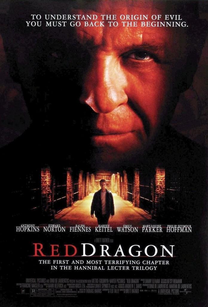 Красный Дракон / Red Dragon / Roter Drache (2002): постер