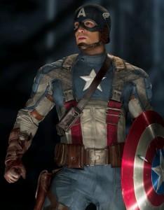 Первый мститель / Captain America: The First Avenger (2011): кадр из фильма