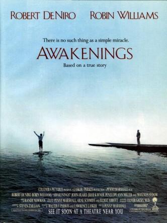 Пробуждение / Awakenings (1990): постер