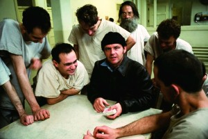 Пролетая над гнездом кукушки / One Flew Over the Cuckoo's Nest (1975): кадр из фильма