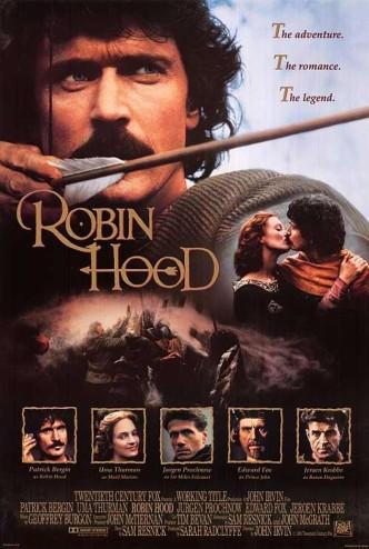 Робин Гуд / Robin Hood (1991): постер