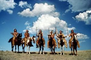 Танцующий с волками / Dances with Wolves (1990): кадр из фильма