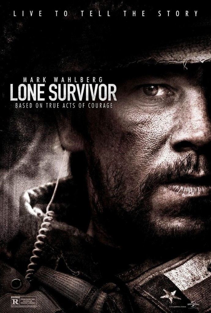 Уцелевший / Lone Survivor (2013): постер