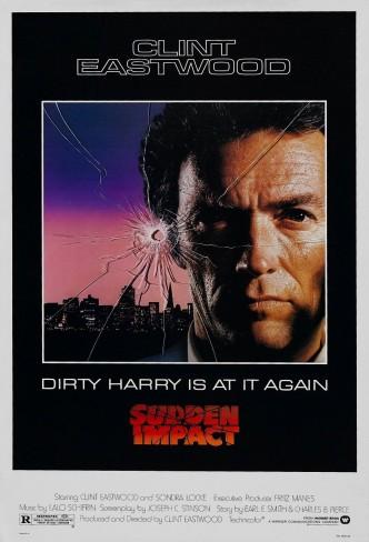 Внезапный удар / Sudden Impact (1983): постер