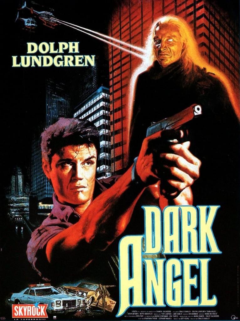 Ангел тьмы / Dark Angel (1990): постер