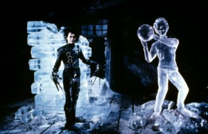 Эдвард Руки-ножницы / Edward Scissorhands (1990): кадр из фильма
