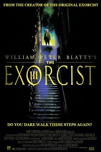 Изгоняющий дьявола 3 / The Exorcist III (1990): постер