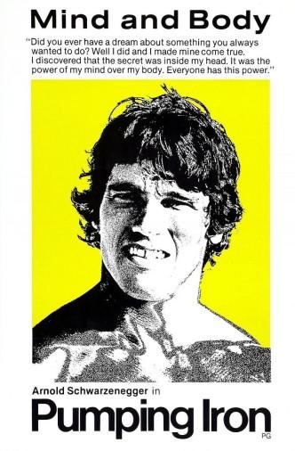 Качая железо / Pumping Iron (1977): постер
