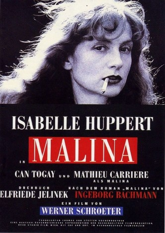 Малина / Malina (1991): постер