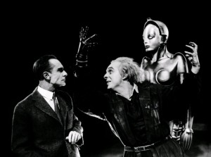 Метрополис / Metropolis (1927): кадр из фильма