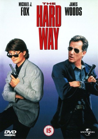 Напролом / The Hard Way (1991): постер