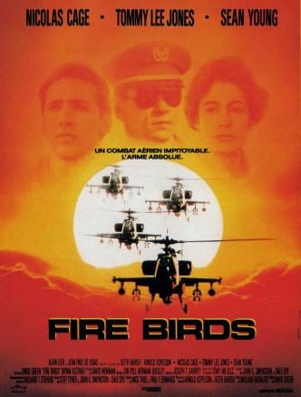 Огненные птицы / Fire Birds (1990): постер