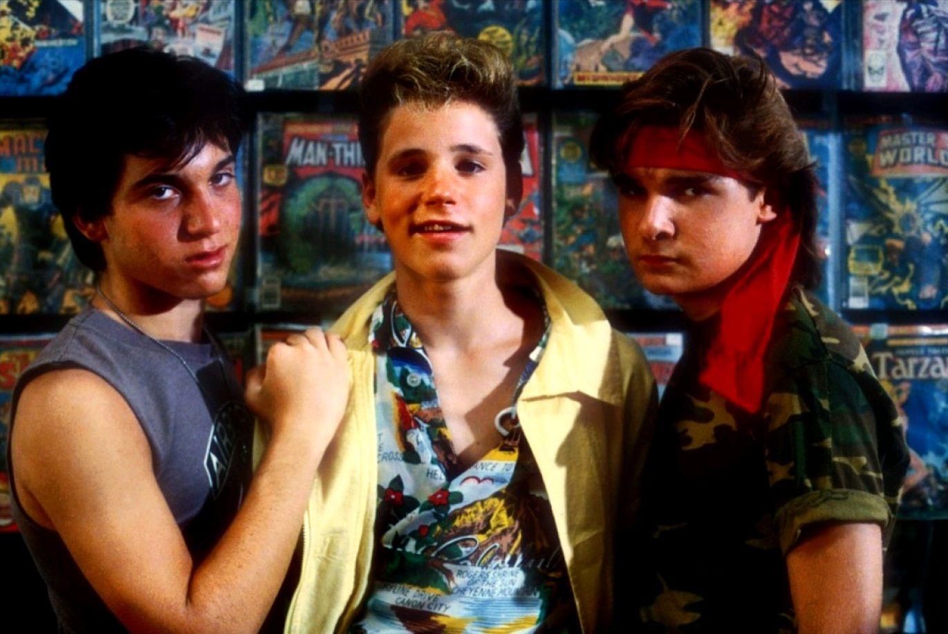 Фильм пропавшие ребята 1987