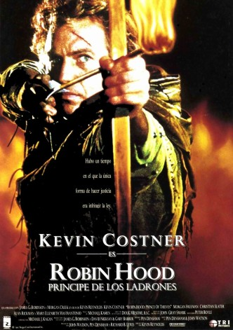 Робин Гуд: Принц воров / Robin Hood: Prince of Thieves (1991): постер