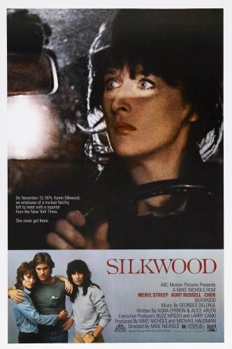 Силквуд / Silkwood (1983): постер