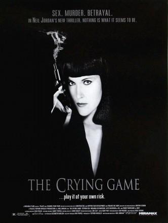 Жестокая игра / The Crying Game (1992): постер