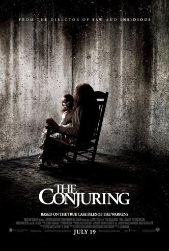 Заклятие / The Conjuring (2013): постер