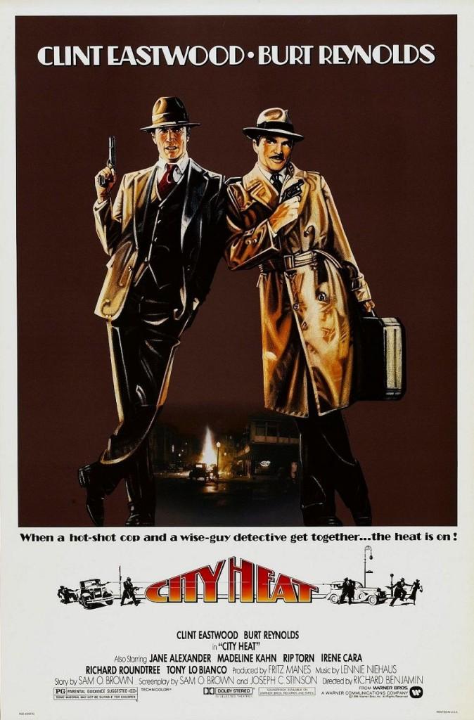 Заваруха в городе / City Heat (1984): постер